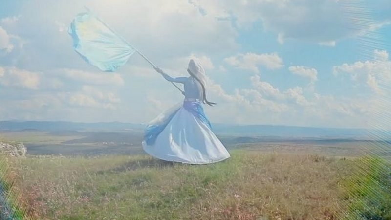 New clip presented to the Day of Crimean Tatar Flag