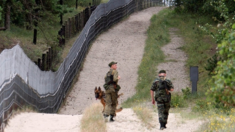 FSB made a statement on detention of Russian border guards
