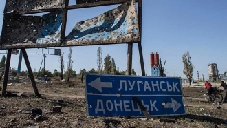 More than 10 thousand civilians were killed in Donbas