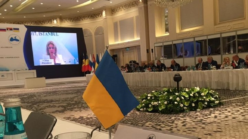 """Mandate of Crimean """"deputy"""" not approved in PABSEC"""