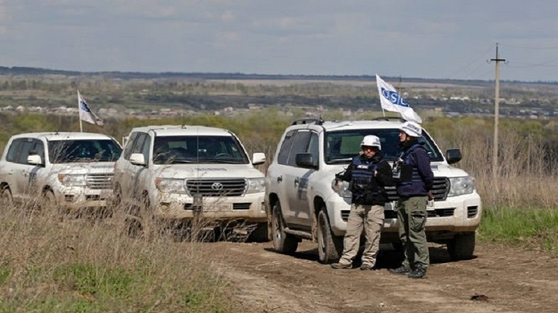 OSCE doscovered six not withdrawn howitzers in ORDO