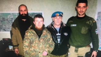 Border Guard Service: Detained Russian colonel fought in Donbas