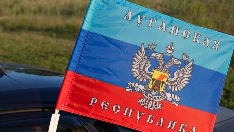 Ukrainian National Guards detained LPR militant and RF military