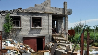 OSCE SMM: Number of civilian casualties in Donbas exceeded 300