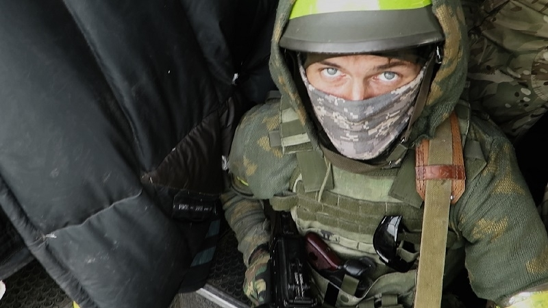 Trailer of film about Donbas War of Chimeras appeared in network