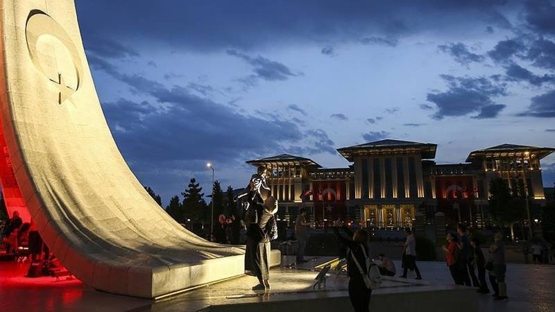 Turkish people showed that democracy is a valuable asset