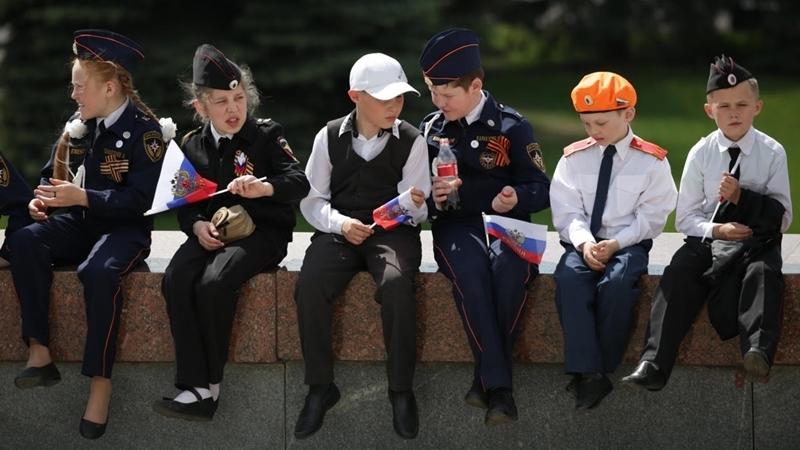 Annexation of Crimea to be included in Russian school curricula