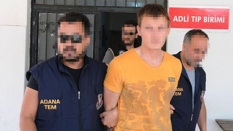 Russian who plotted downing of US aircraft detained in Turkey