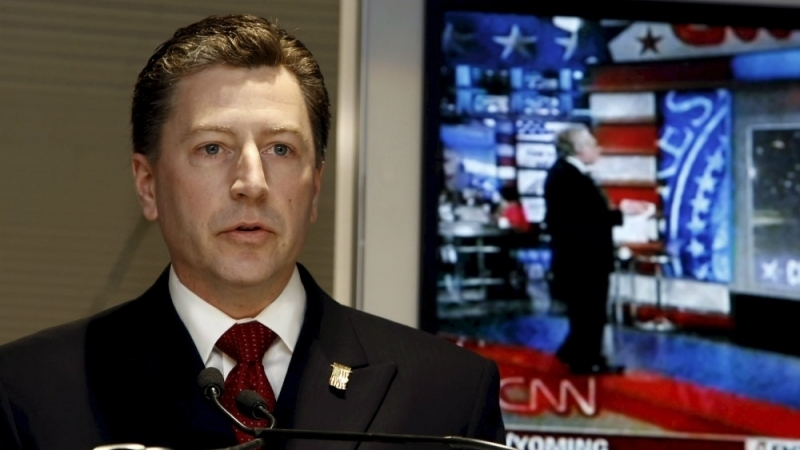 Volker about Russia's actions in Donbas and Crimea