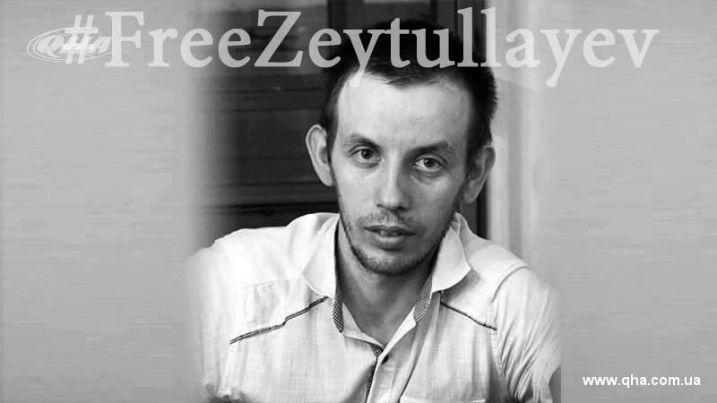 Zeytullaev's appeal to UN: I ask to exert pressure on Russia