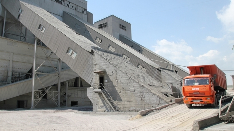 Prices for cement in Crimea skyrocketed due to deficit