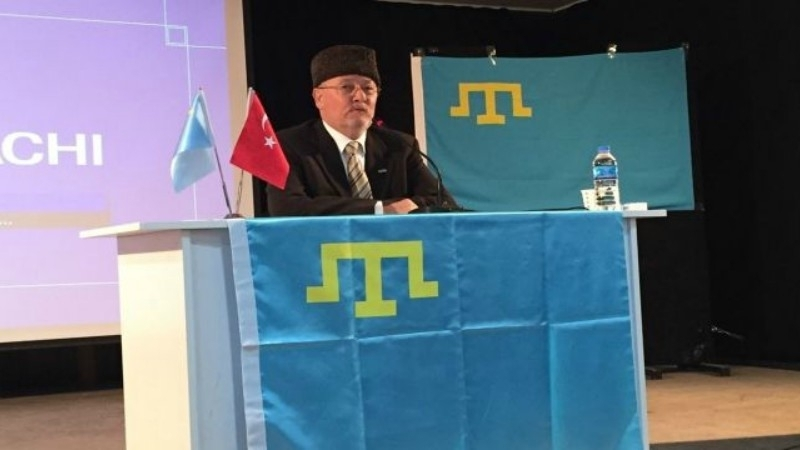 Karatay: Russia showed how much it fears Crimean Tatars