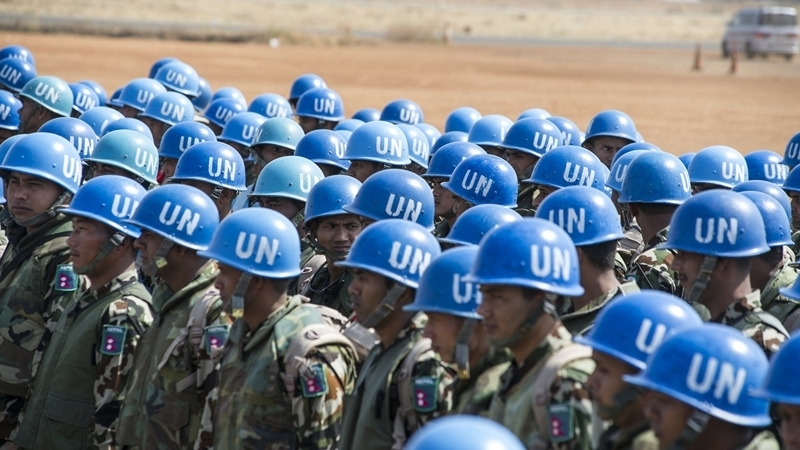 Ukrainian resolution on peacekeepers to be agreed with partners