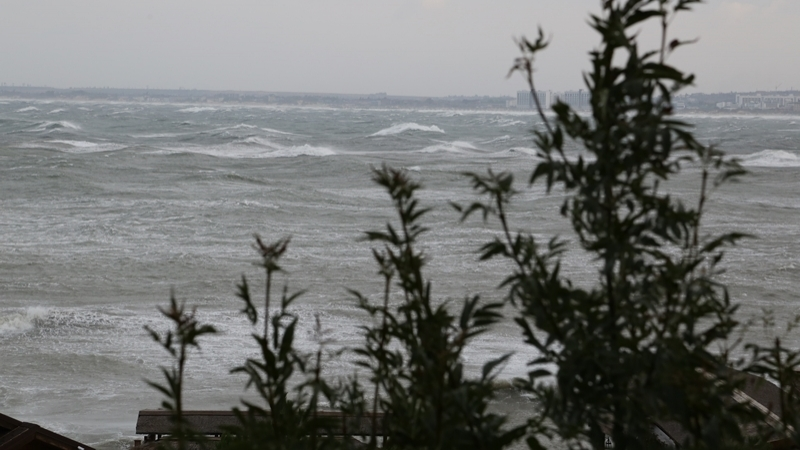 Storm blocked more than two thousand cars at Kerch crossing