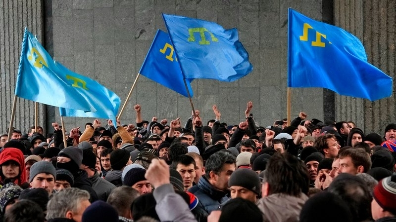 Umerov's imprisonment not to stop Crimean Tatars in resistance