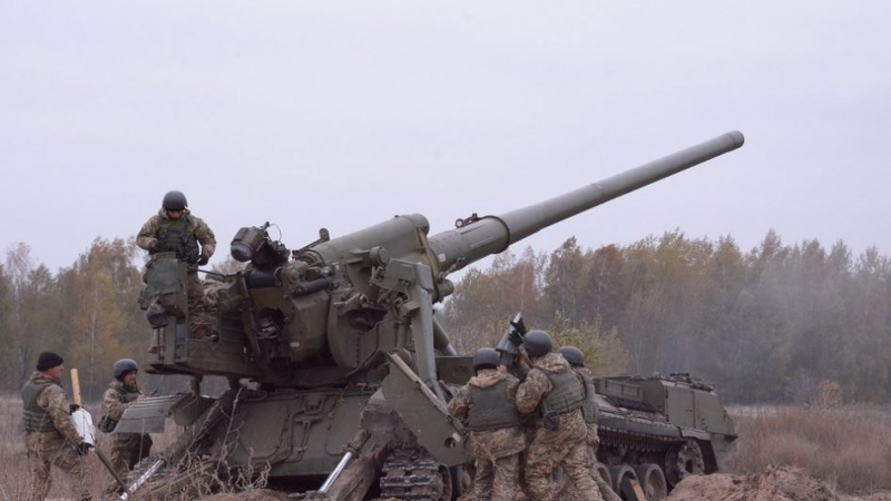 Militants continue shelling in ATO: Ukrainian military wounded