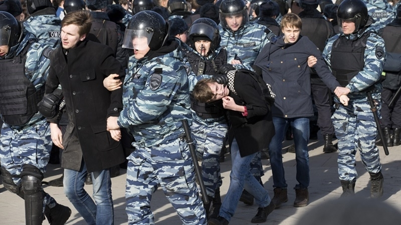 Updated list of political prisoners in Russia includes 117 names
