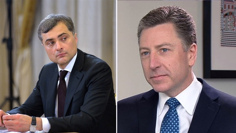 Meeting of Volker and Surkov: Russia rejected most of the US proposals