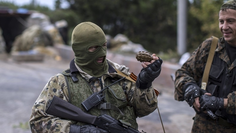 Donbas Militants intensify activities in all areas