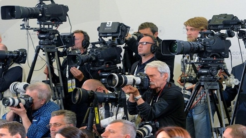 """Crimean """"authorities"""" intend to make US journalists sign commitments"""