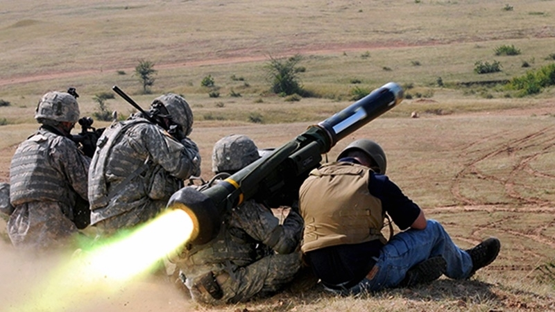 Canada to be able to export Javelins to Ukraine
