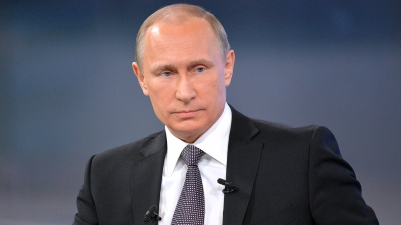 """Putin claimed creation of """"military and militia formations"""" in ORDLO"""