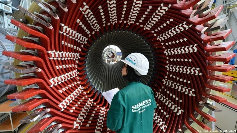 Siemens concluded major deal in Russia, despite Crimean scandal