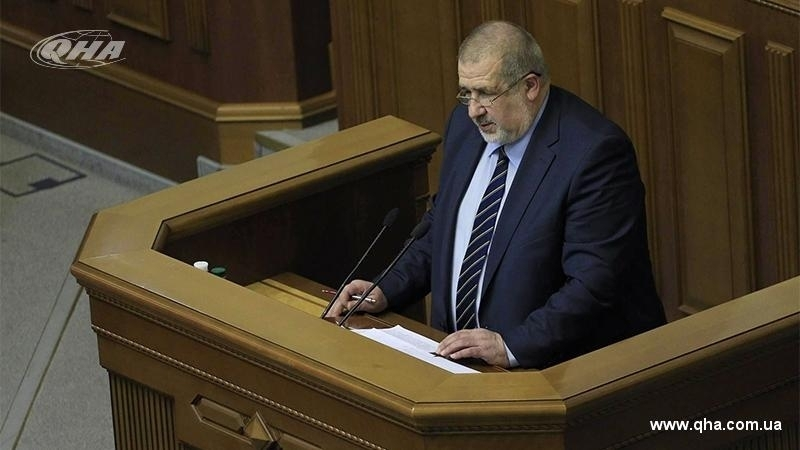 Chubarov called to replace Belarus as platform for peace negotiations