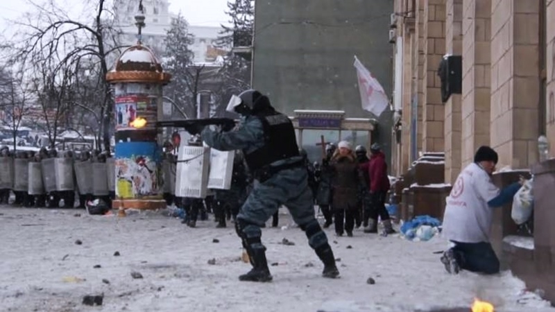 Russian GRU launched campaign to discredit Maidan in 2014