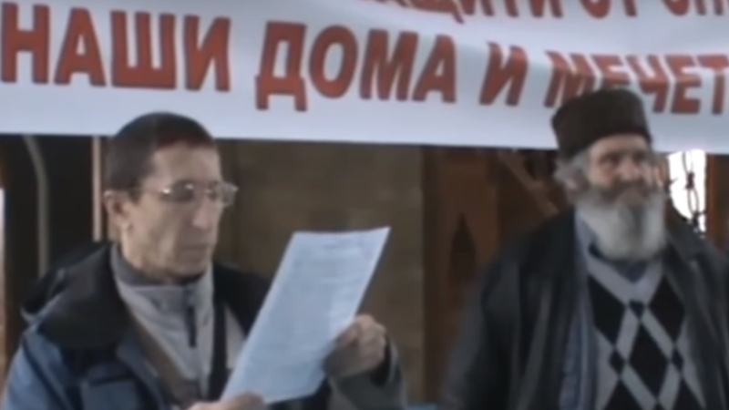 Occupiers to demolish mosque in Crimea: Muslims go on hunger strike