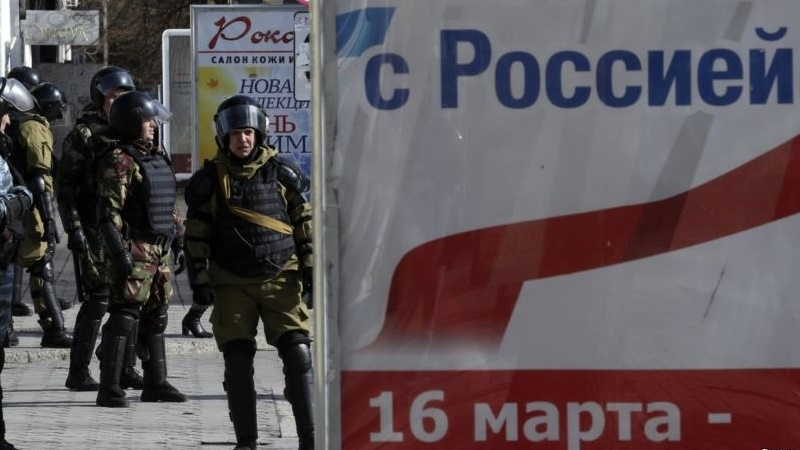 Annexation of Crimea has been plotted since 2010 - Witness