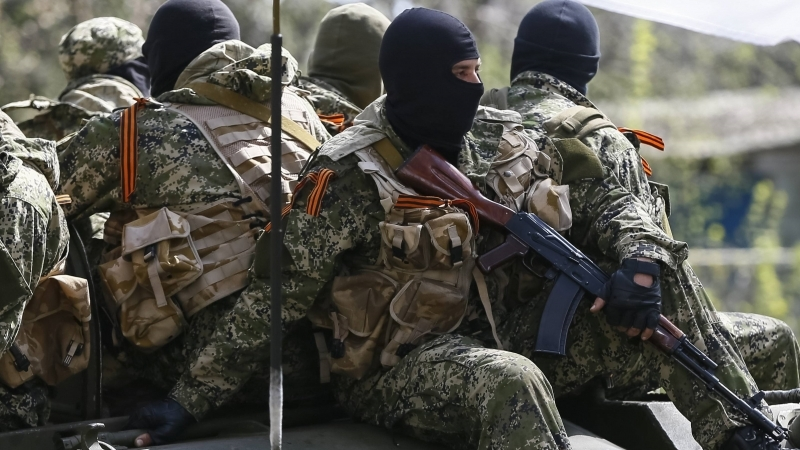 """Militants in Donbas """"started moving"""" in anticipation of Javelins"""