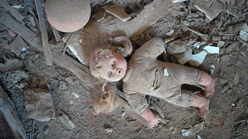 More than 500 thousand children suffered during conflict in Donbas