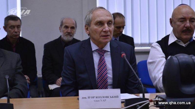 Released from captivity religious scholar to talk with Zeman on Crimea