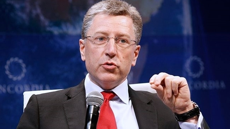 Volker urged the Russian Federation to leave territory of Donbas