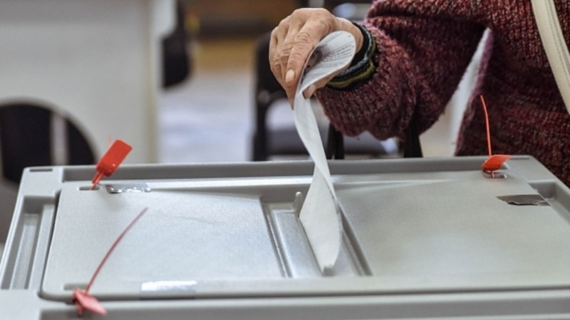 Illegal elections began in occupied Crimea