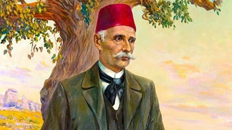 Today marks 167th anniversary of birth of İsmail Gasprinskiy