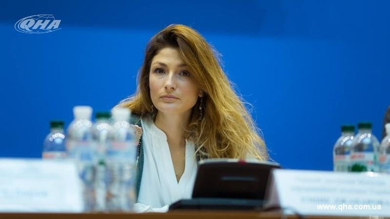 Dzhaparova expressed her condolences in connection with tragedy in RF