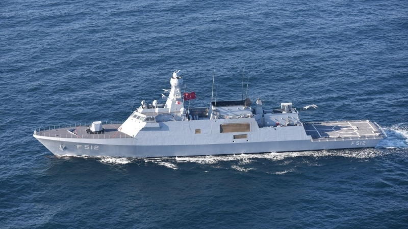 Turkish Navy ships to visit Odesa port as part of military exercises