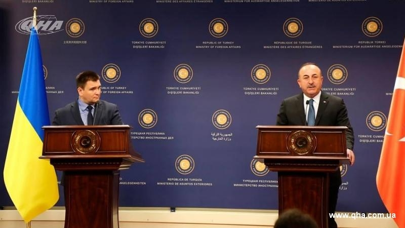 Klimkin: We need to go on pushing on RF to release political prisoners