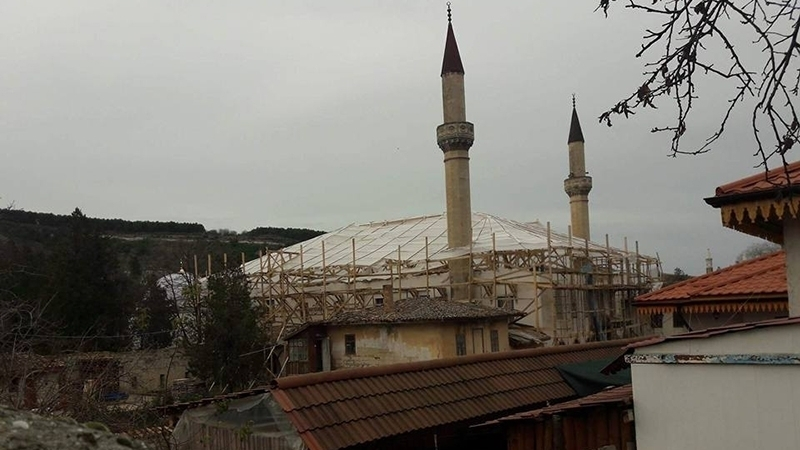 Campaign to protect the Khan Palace began in Crimea