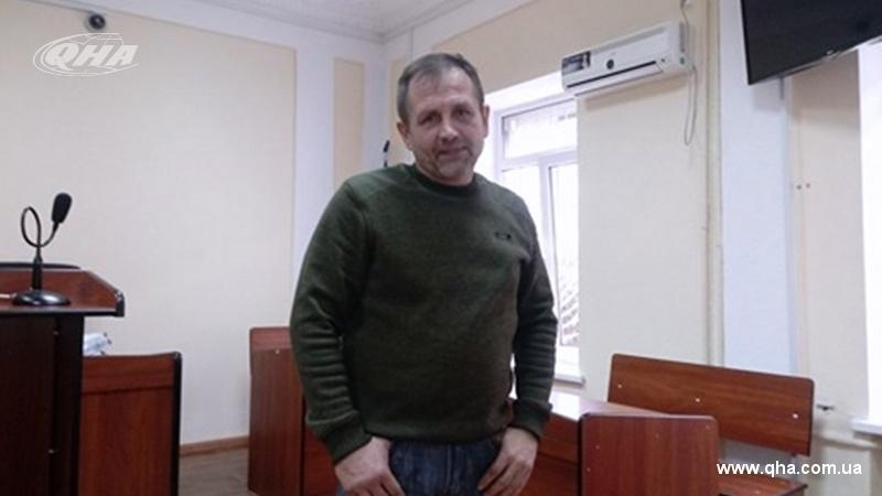 Exhausted and emaciated: Archbishop Klement about Crimean activist Balukh