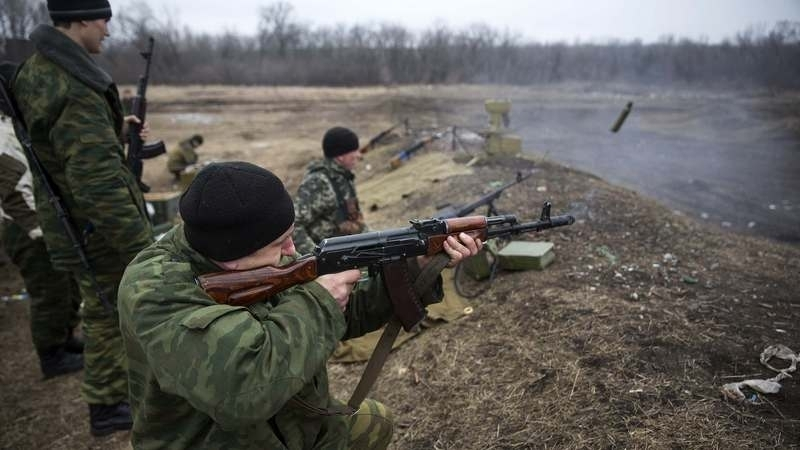 Militants in Donbas stepped up in all directions: Ukrainian soldier wounded