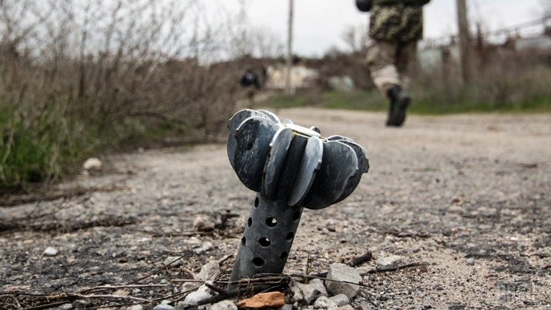 Day in JFO zone: Militants shelling Vodiane from mortars and artillery