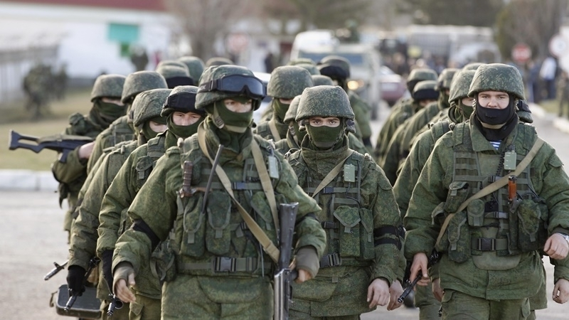New details of Crimea annexation: Russian military received early salary payments in March 2014