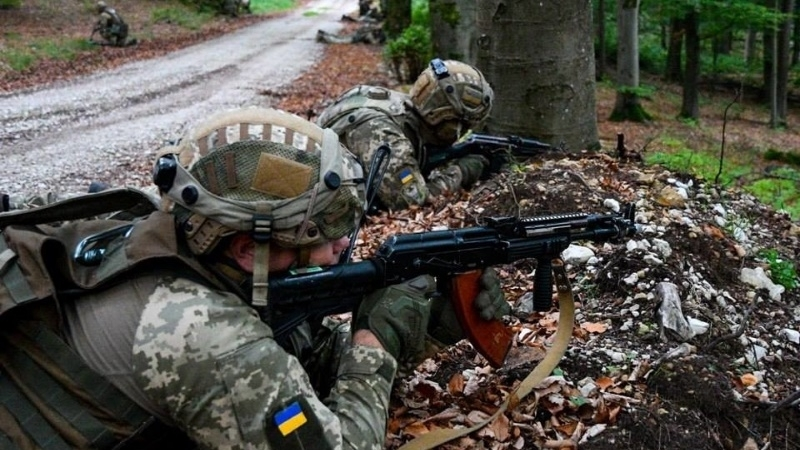 Day in JFO zone: Militants conducted 3 attacks on village Vilne in Luhansk region