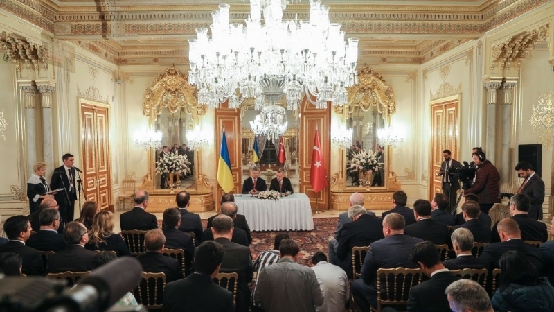 Defense projects and creation of independent Ukrainian Church: Agreements reached by Ukrainian delegation in Turkey
